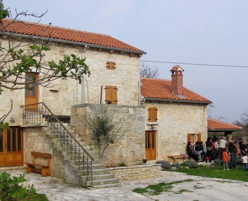 Kutić Svetvincenat Savicenta Istra Istrien