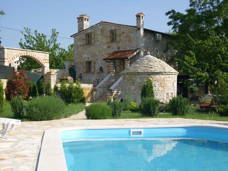 Villa Kaja Svetvincenat Savicenta Istra Istrien
