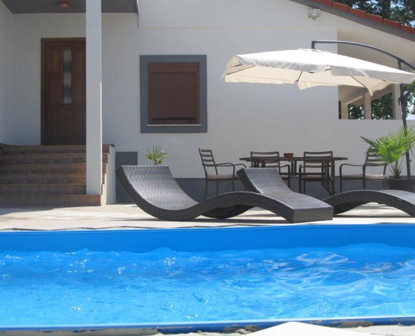 Villa Živolić Svetvincenat Savicenta Istra Istrien