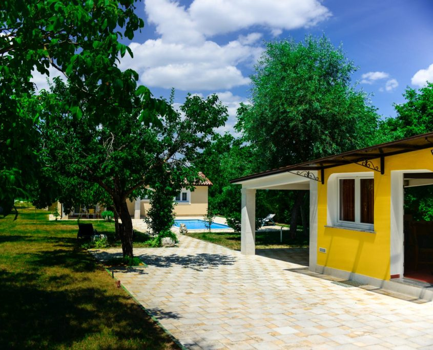 Villa Darko kuća za odmor Svetvincenat Savicenta