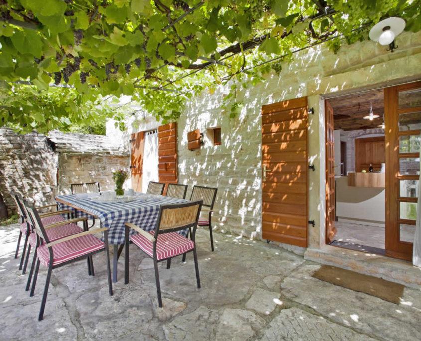 Villa Salambati 9 Svetvincenat Savicenta Istra Istria