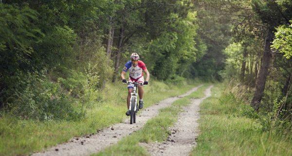 Roveria biciklističke staze