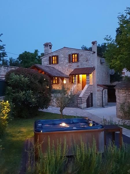 Villa Kaja Svetvinčenat Istra