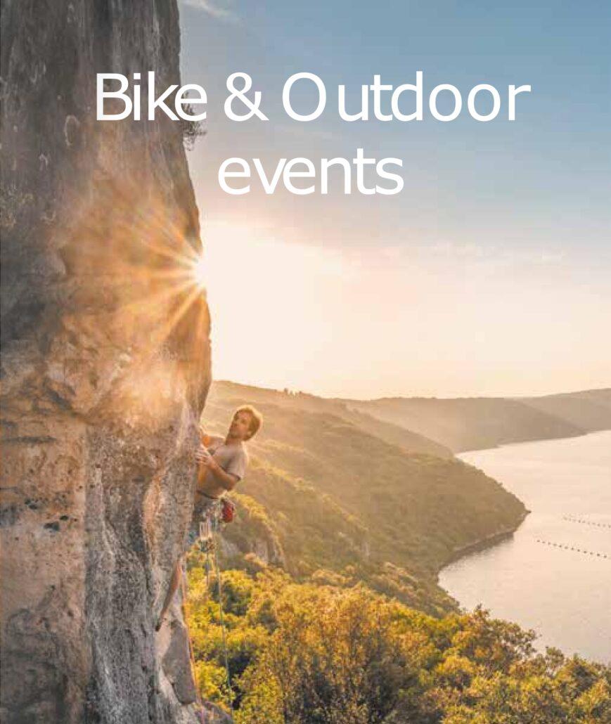 Bike&Outdoor events 2021